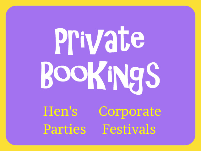 Private Bookings