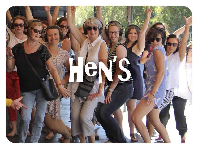 Hen's